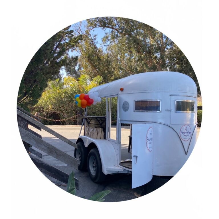 Candy Camper Catering at Events