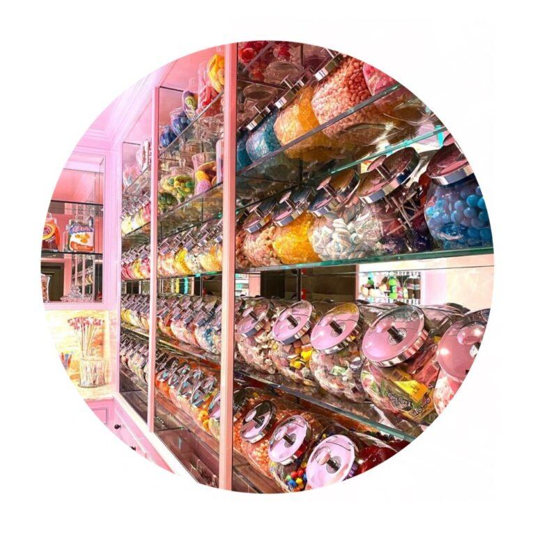 Custom Candy Rooms